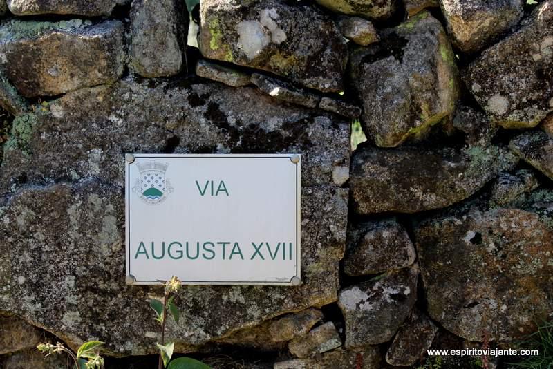 via XVII Turismo Braga Portugal