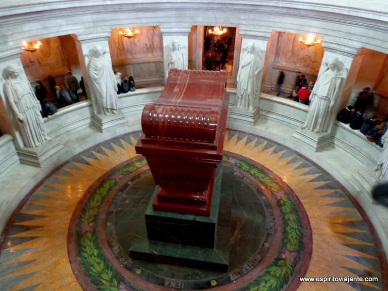 Sarcofago de Napoleão Bonaparte