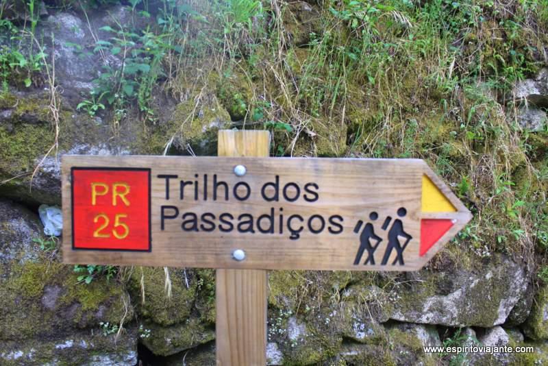 Trilhos pedestres Minho Portugal