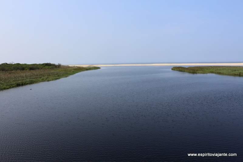 Lagoa de Paramos Espinho Costa Verde