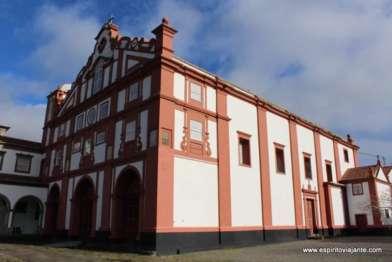 Igrejas e Mosteiros Terceira Açores