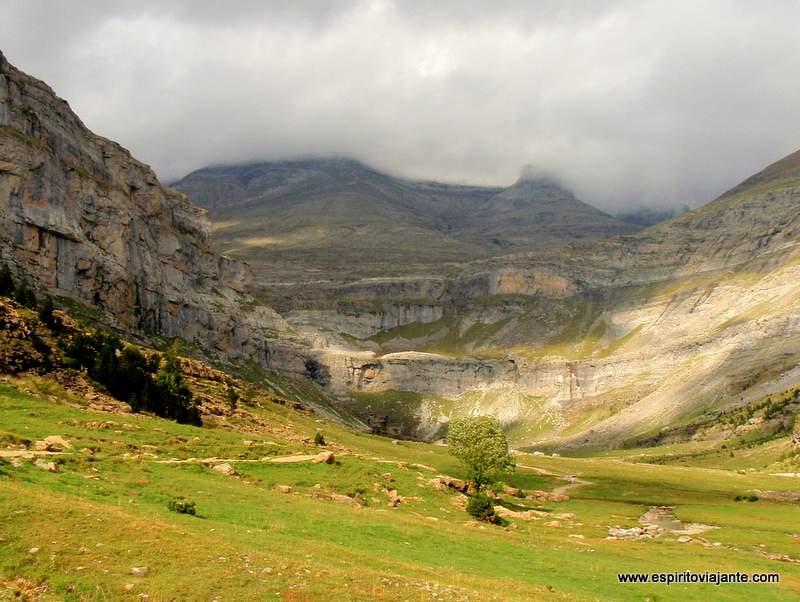Circo de Soaso Monte Perdido Pirineus
