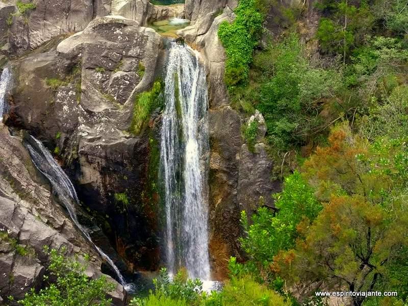 Cascatas Gerês Portugal