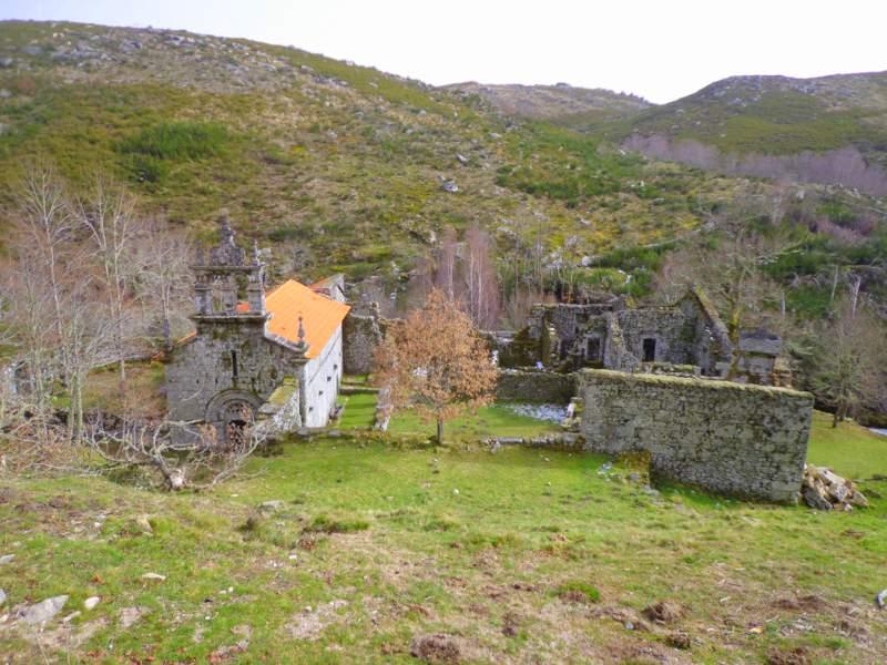 Mosteiro de Pitões das Júnias Montalegre