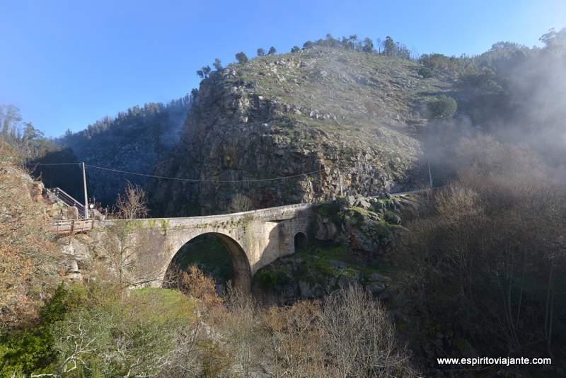 Ponte de Alvarenga Garganta do Paiva