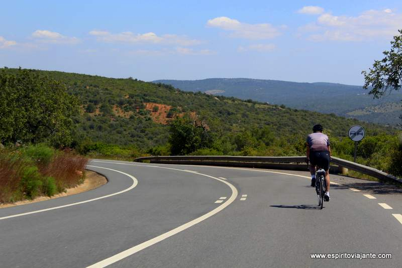 Estradas Nacionais Algarve Portugal
