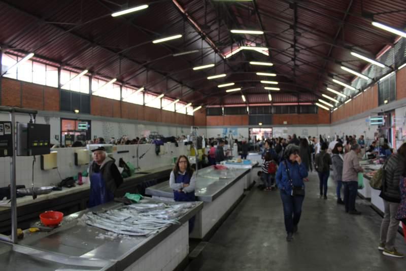 Mercado de Peixe Olhão Algarve