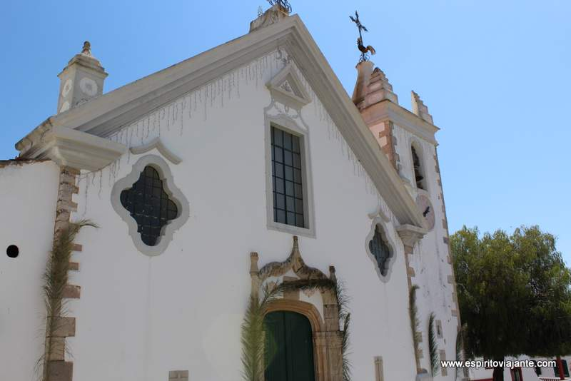 Igreja de Alte Loulé Algarve