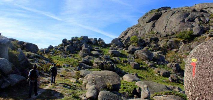 Paisagens naturais Portugal