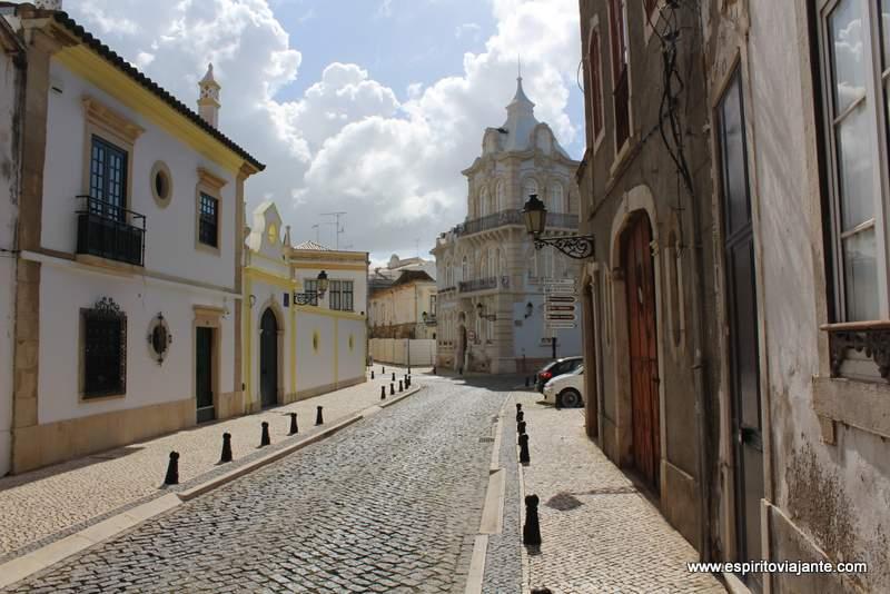 Cidade de Faro Algarve