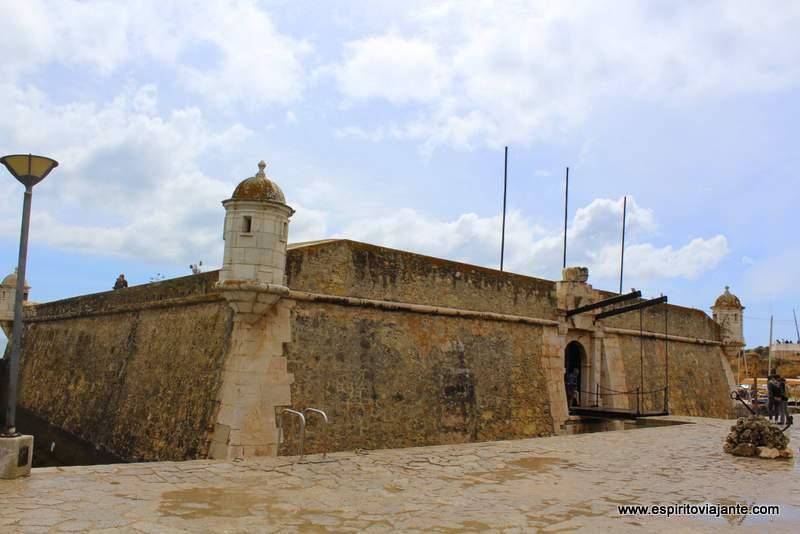 Fortaleza Lagos Algarve