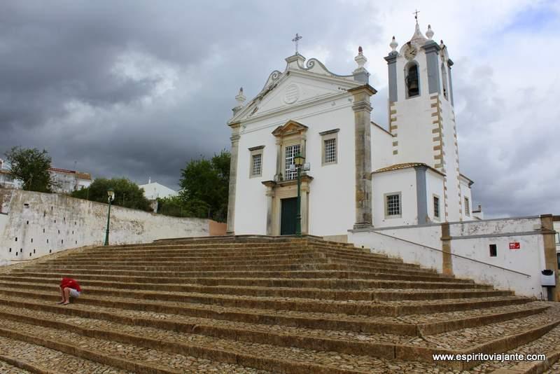 Igreja Matriz de Estói Algarve