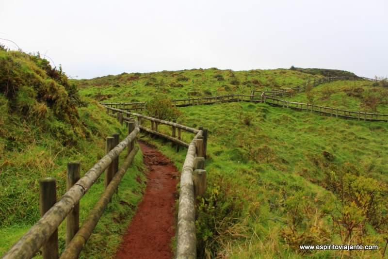 Turismo Açores Furnas de Enxofre