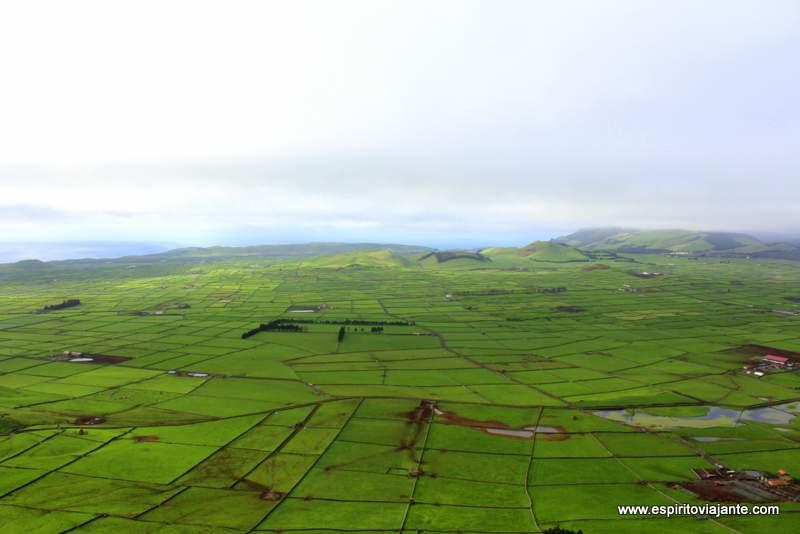Miradouros Açores Serra do Cume