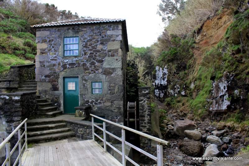 Fotos Moinhos Açores