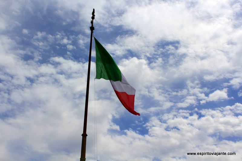 Bandeira de Itália - Italy Flag