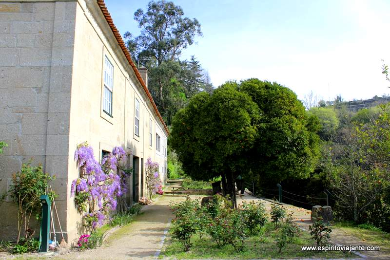 Jardins Fundação Eça de Queiroz