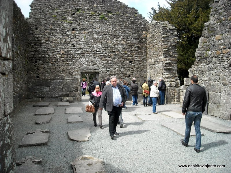Catedral de Glendalough