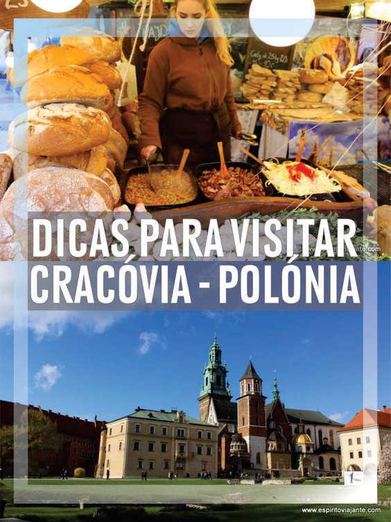 Cracóvia Pinterest