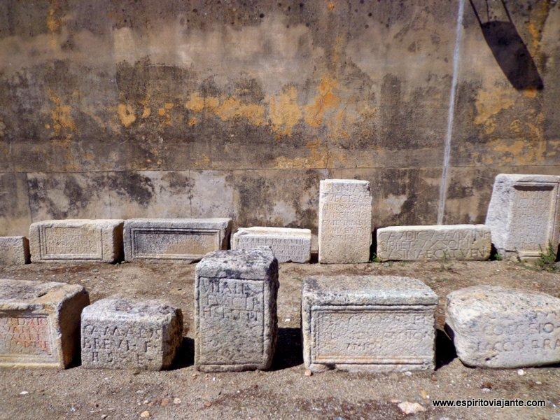 Vestígios arqueológicos Portugal