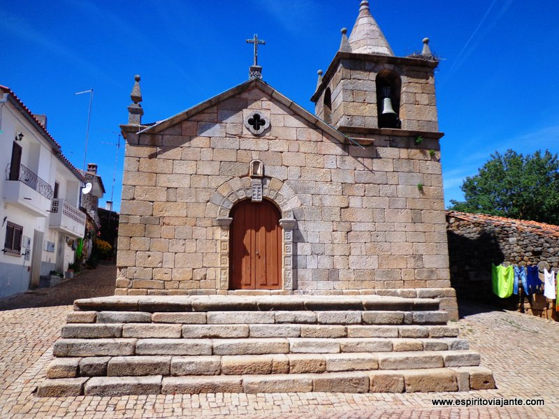 Igreja Paroquial de Idanha