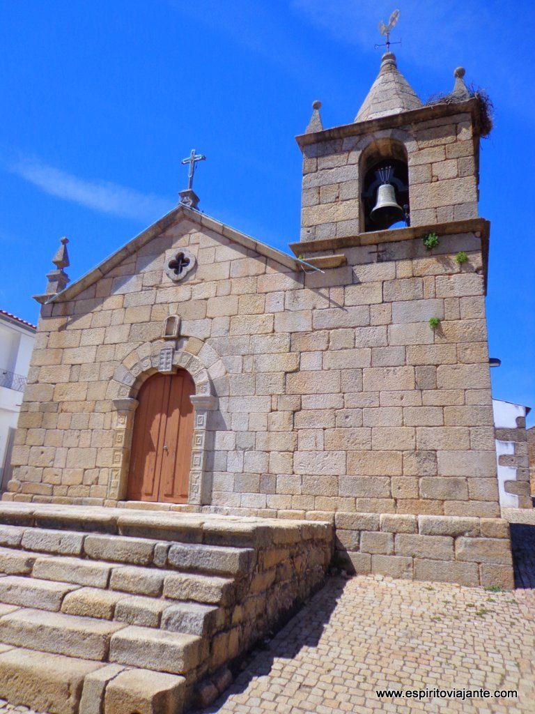Igreja Paroquial - Aldeia Histórica de Idanha a Velha