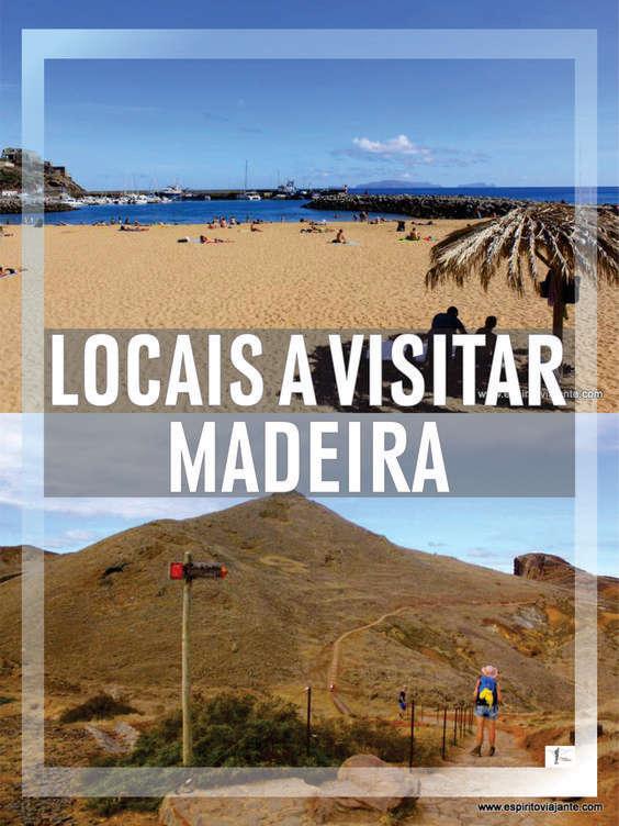 Madeira Pinterest