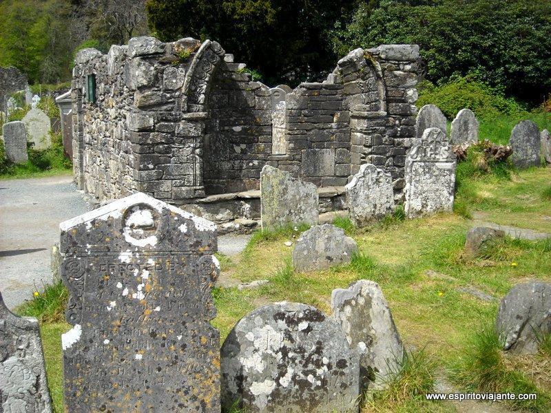 Priest House Glendalough Wicklow