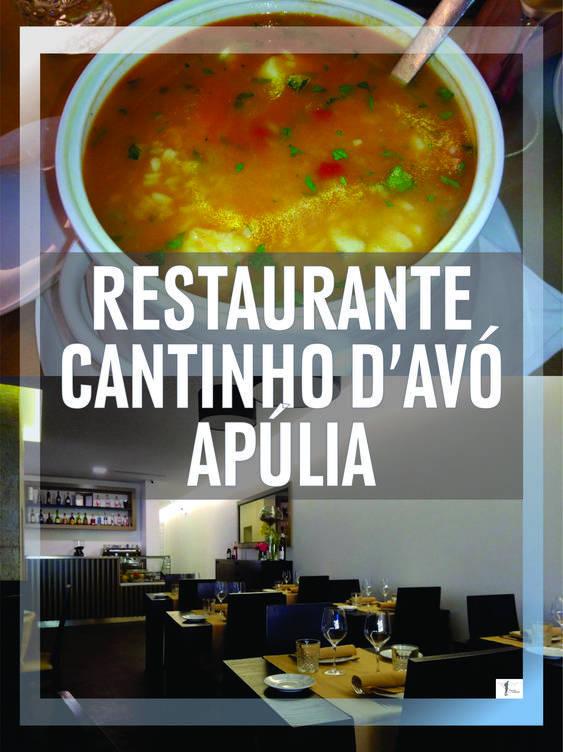Restaurantes Minho Portugal