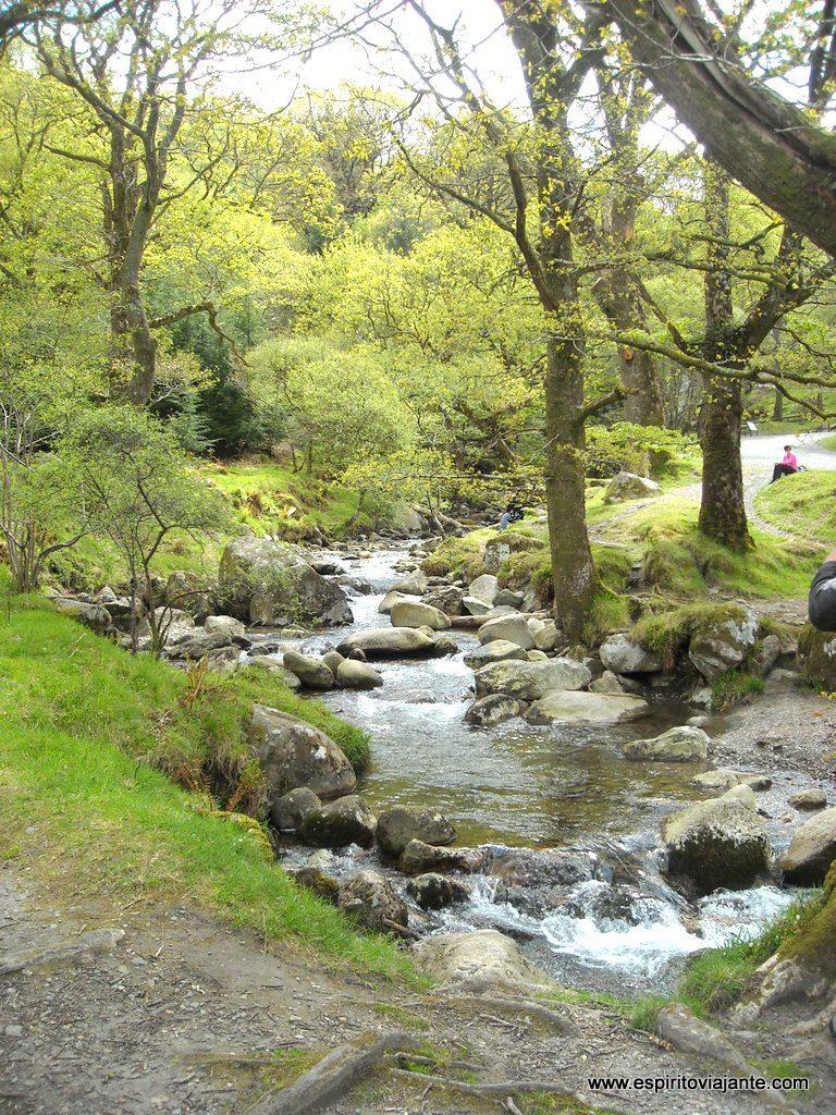Upper Lake - Visitar Wicklow - Irlanda