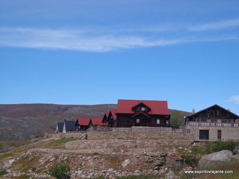 Chalés de Montanha Alojamento