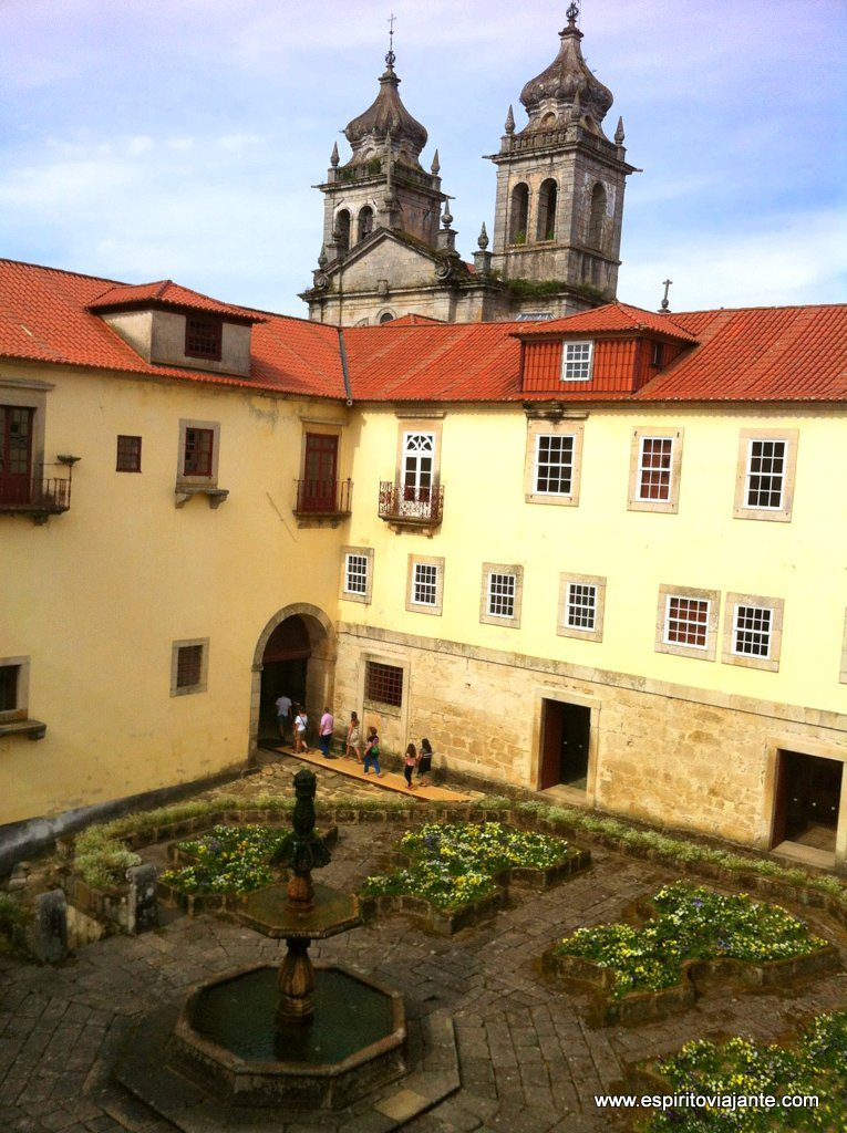 Mosteiro Tibães barroco