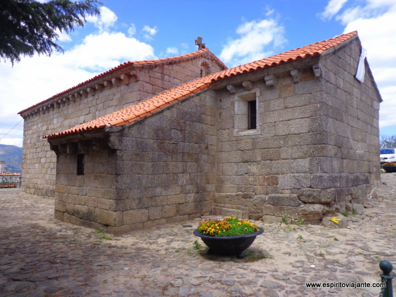 Igreja de Santiago - Panteão dos Cabrais