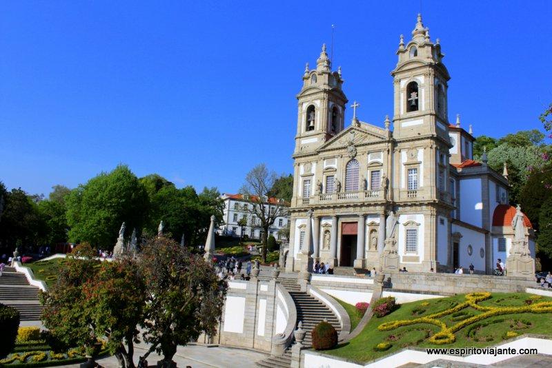 Bom Jesus Braga Unesco