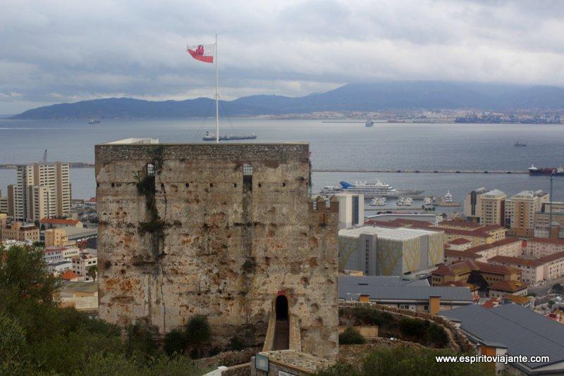 Castelo dos Mouros Gibraltar