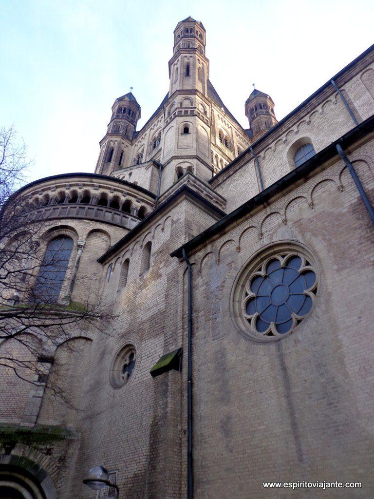 Igrejas Românicas de Colónia