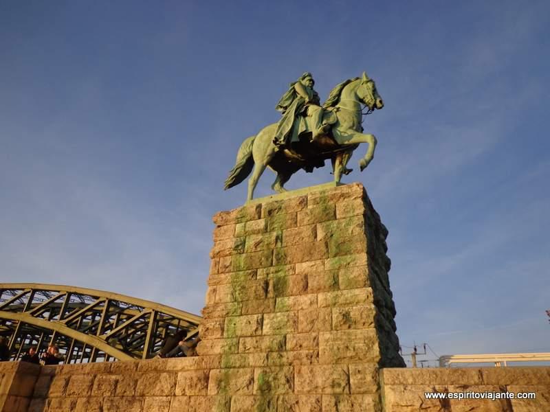 Ponte Hohenzollern Colonia