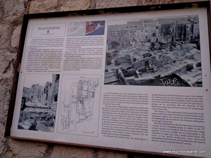 Arqueologia Dubrovnik
