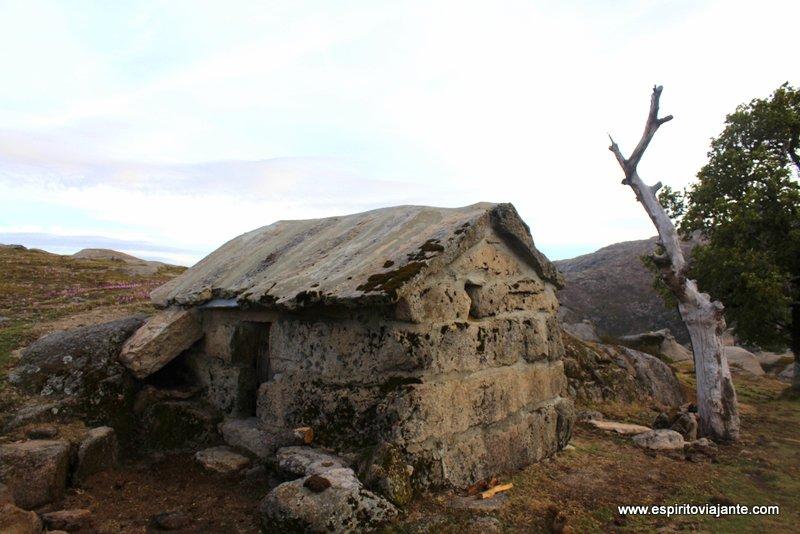 Cabanas de pastor Gerês