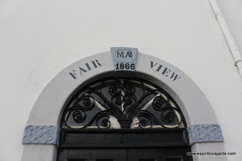 House 1866 Gibraltar
