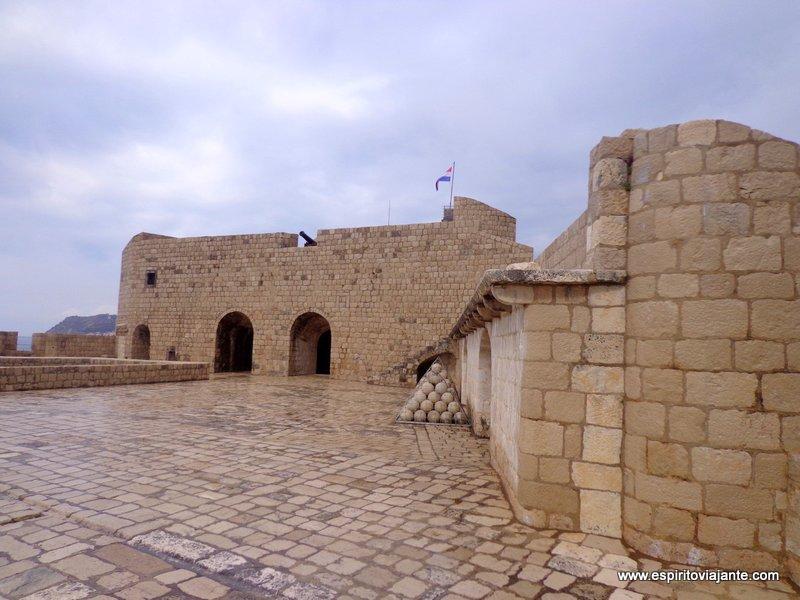 Fortaleza de Dubrovnik