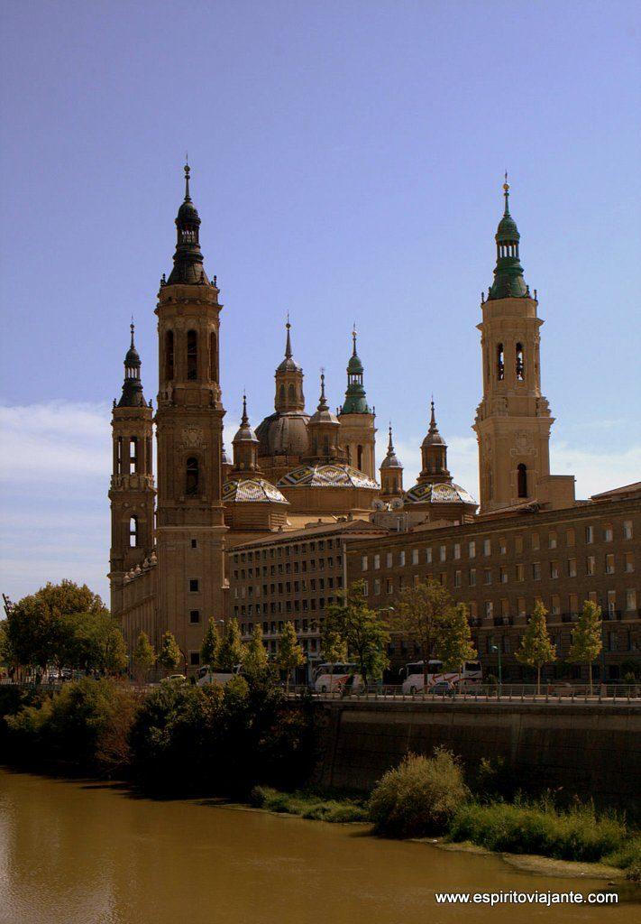 Catedral-Basílica de Nossa Senhora do Pilar Saragoça