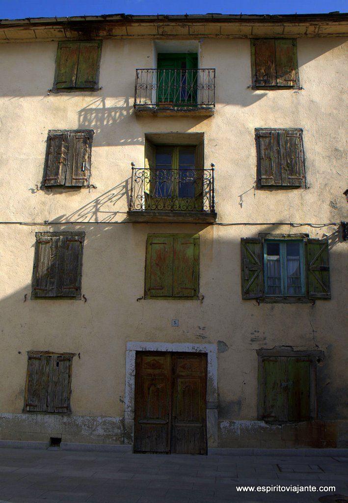 Centro histórico de Benasque