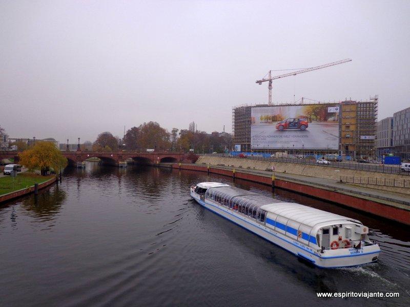 Rio Spree Berlim