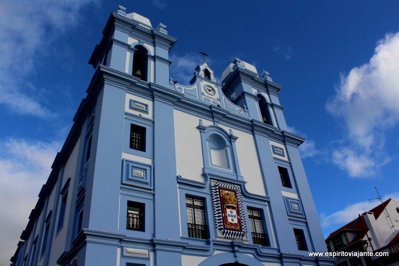 Igreja da Santa Misericórdia de Angra do Heroísmo