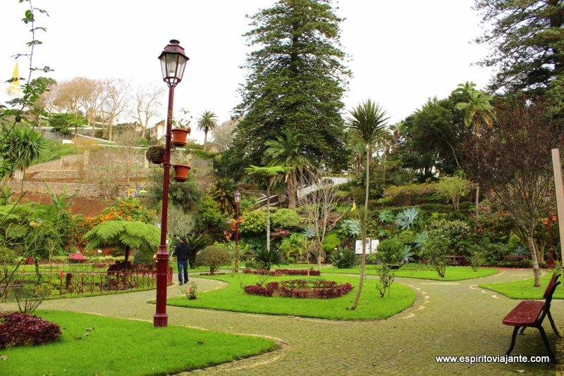 Jardim Duque da Terceira Angra