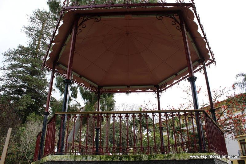 Coreto Jardim Duque da Terceira