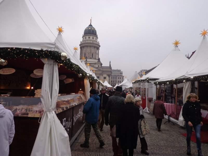 Mercados de Natal Berlim