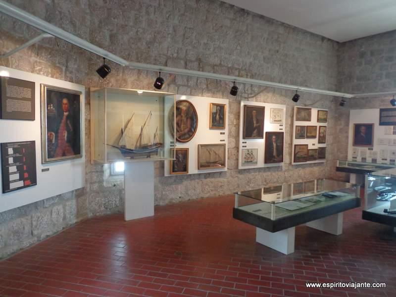 Museu Marítimo Croácia
