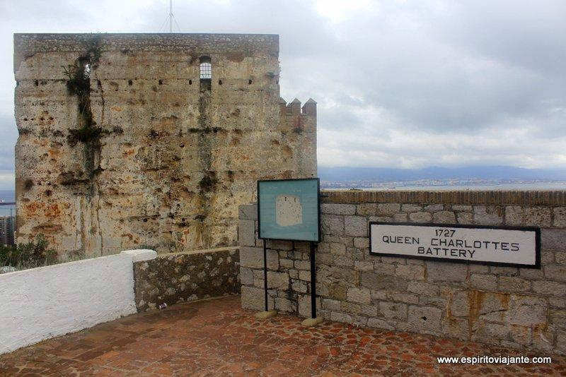 Queen Charlottes Gibraltar